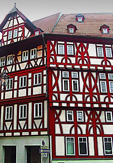 Aschaffenburg: Town Centre