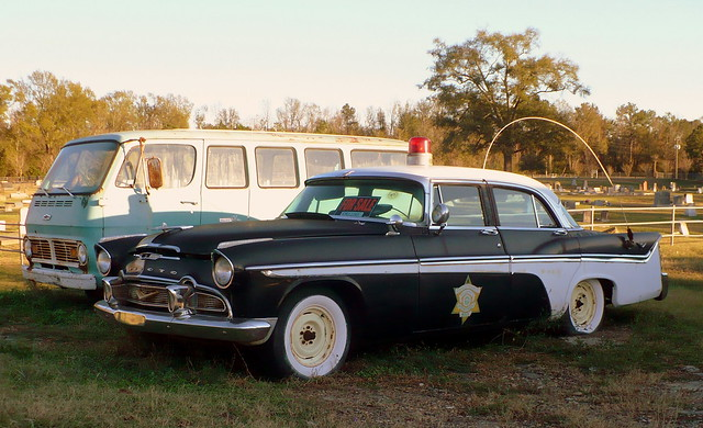 Mississippi Police Desoto An Old Desoto On The Road