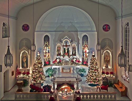Tag christmas the q continuum for Catholic decorations home