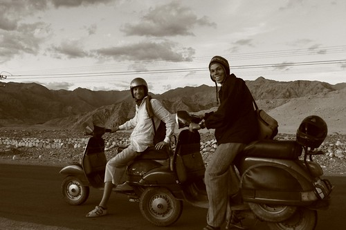 touring Ladakh by lealedu