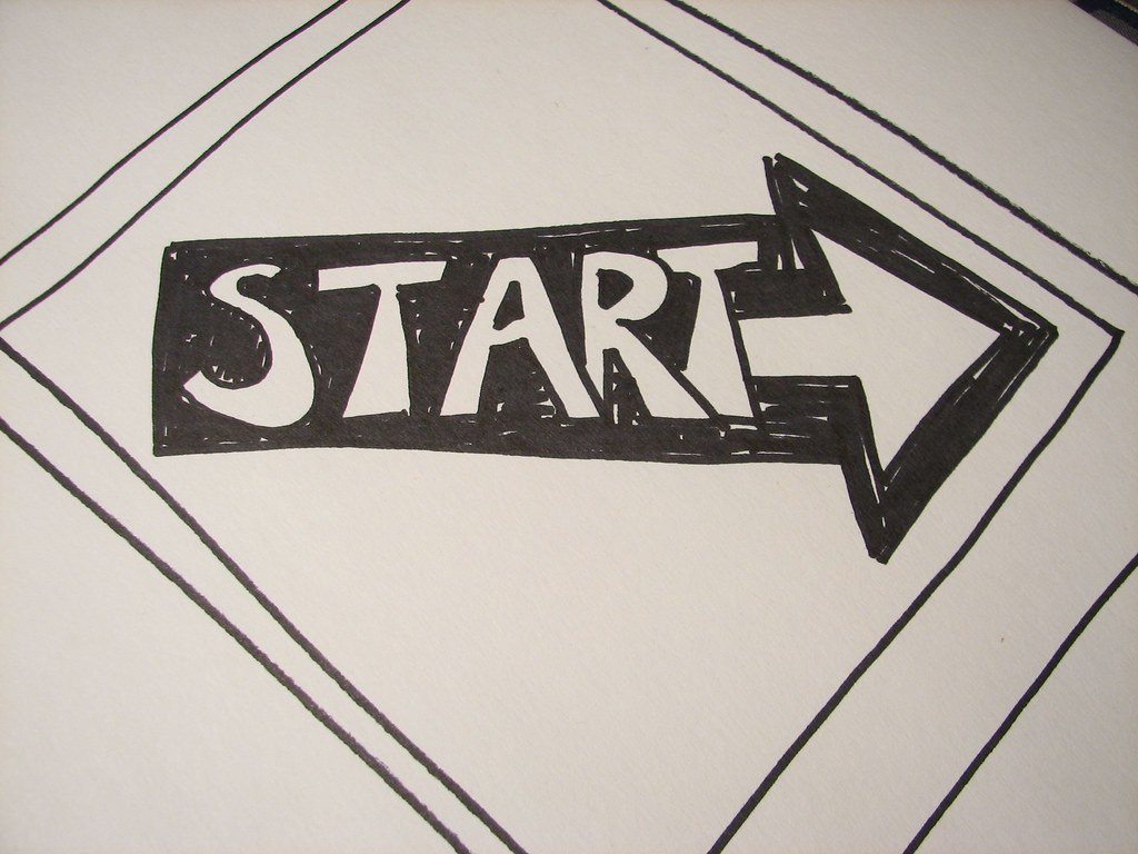 Start -->