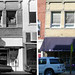 Urbana, IL Commercial Block Then and Now 2 by army.arch
