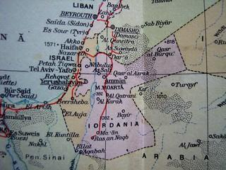 Israel, Sinai Peninsula and Jordan, 1967
