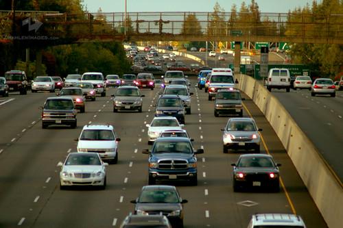 Sacramento Traffic Highway 99 | Explore Sacramento