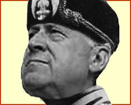 Mussolini photo