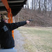 Small photo of Shooting the 38 Special Revolver Offhand