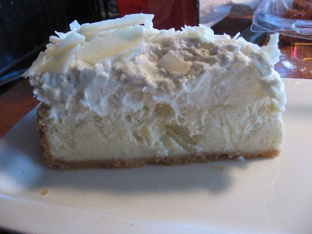 Vanilla Bean Cheesecake | Flickr - Photo Sharing!