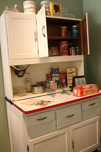 Learn more at for 1940s kitchen cabinets