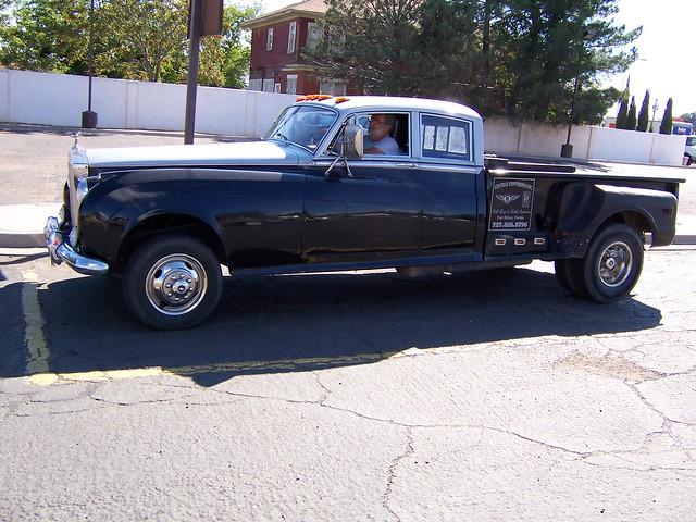 Rolls Royce Truck