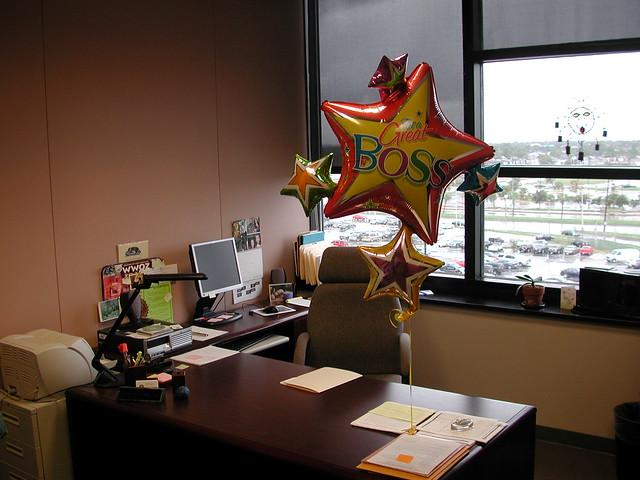 Boss Balloons