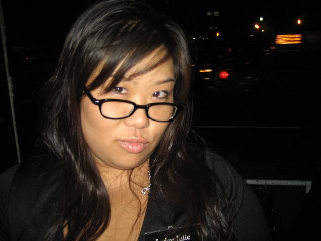 Dee's sexy faceshot