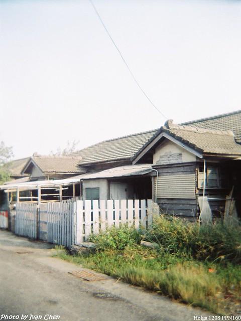HOLGA-鹿耳門日式舊宿舍