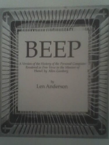 BEEP cover