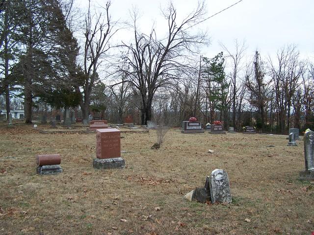 Lonesome Hill Cemetery - Phillipsburg, Missouri