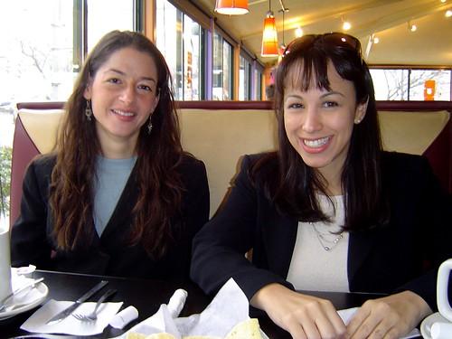 Gena and Ericka