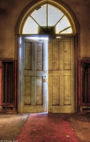 light church hawaii doors maui hdr abandonedchurch 3exposures