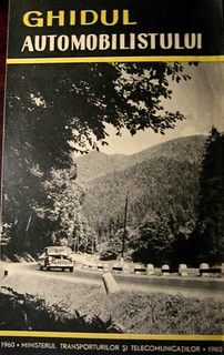 Ghidul automobilistului, 1960