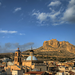 Time Lapse Castillo de Santa Barbara. Alicante by Pablo AN