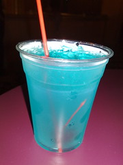 slush, italian soda, distilled beverage, liqueur, blue hawaii, drink, cocktail, juice, alcoholic beverage,