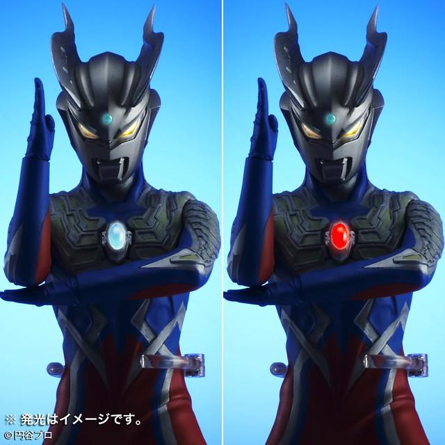 X-PLUS 大怪獸系列 ULTRA NEW GENERATION「超人力霸王ZERO(ウルトラマンゼロ) 發光Ver.」