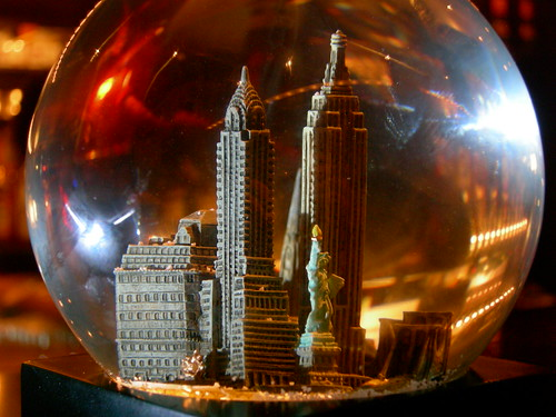 New York Snow Globe -- Creative Commons