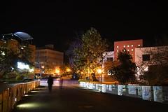 Humanities Bridge at UCI
