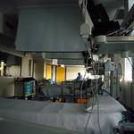 Scorcio reparto terapia intensiva