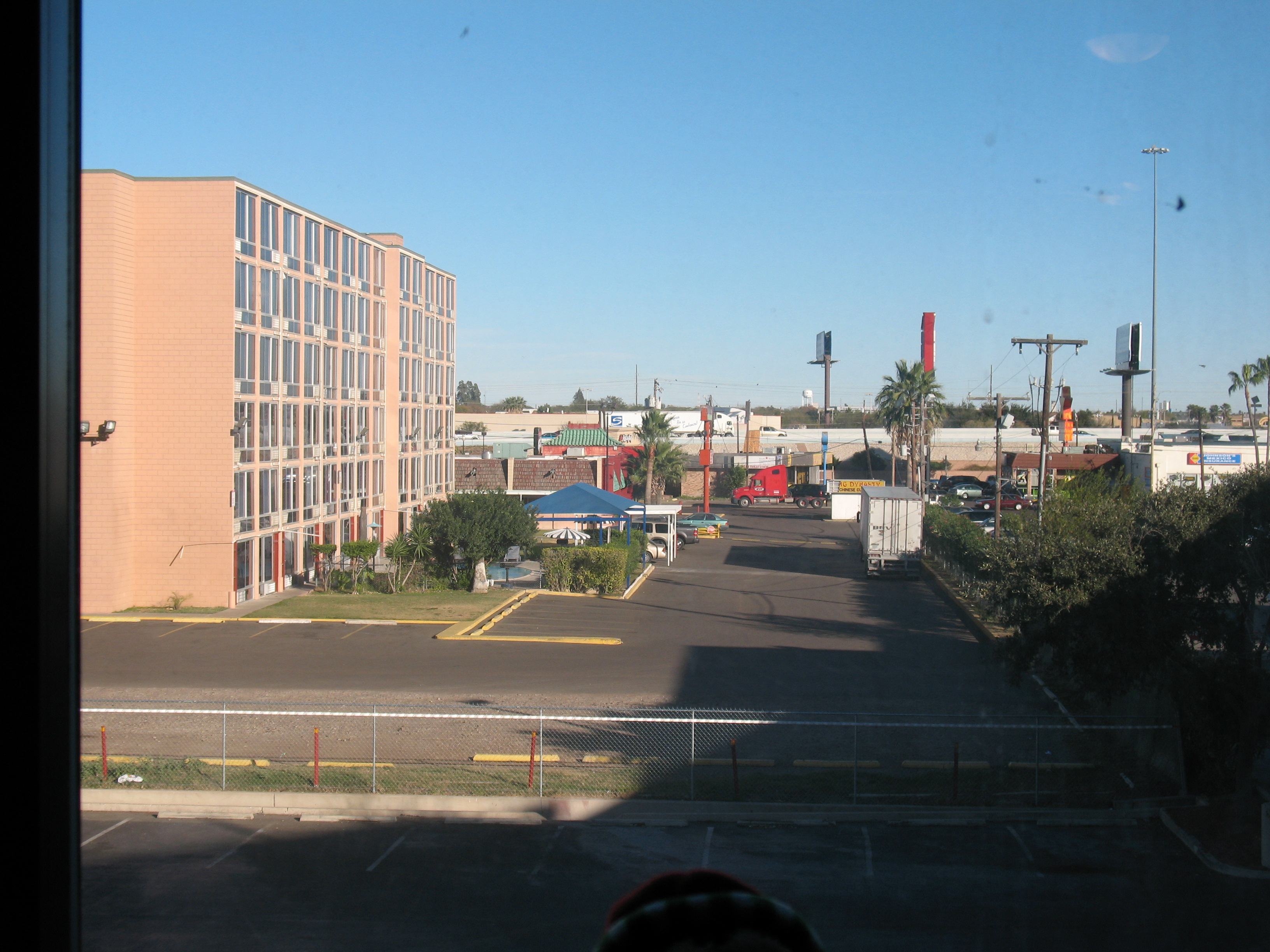 Elevation Of Coronado Ave Laredo Tx Usa Topographic