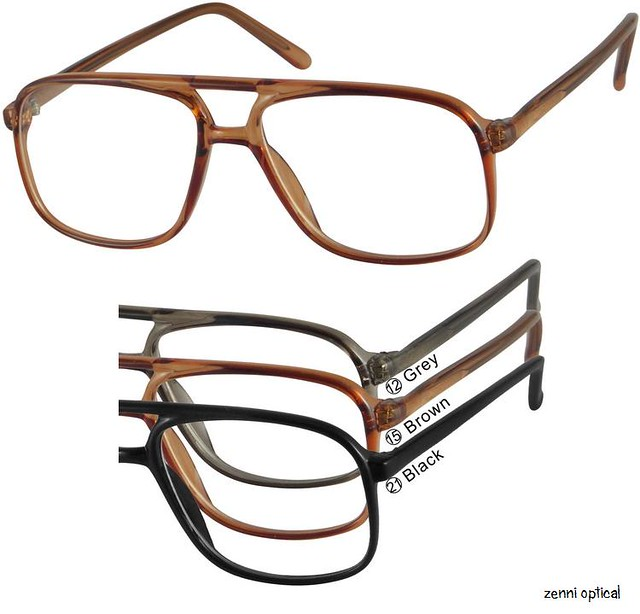 Zenni Optical Aviator Glasses : Zenni Optical: plastical aviator Flickr - Photo Sharing!