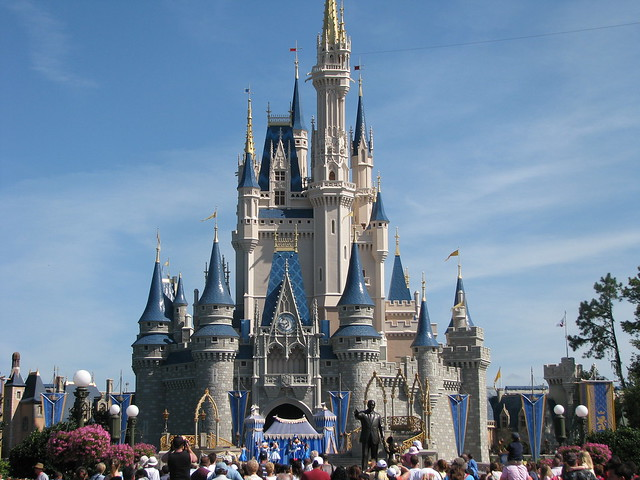 Walt Disney World by CC user cdharrison on Flickr