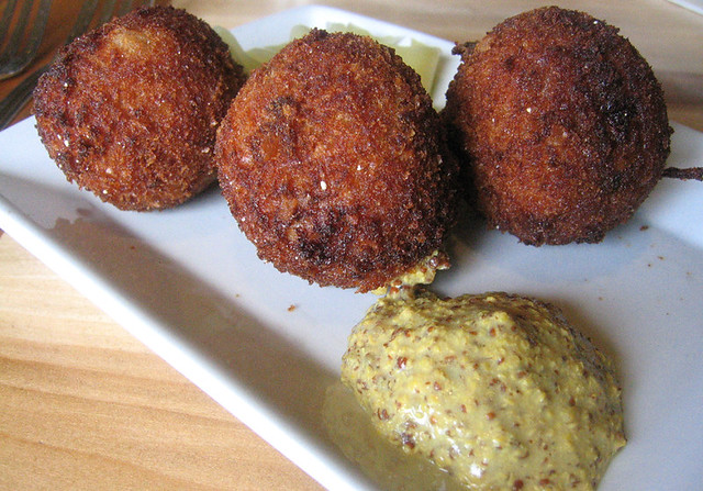 Fried boudin balls | Flickr - Photo Sharing!