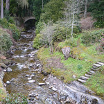 brook at Blair Atholl