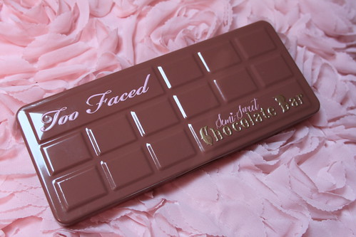 too faced palette chocolate bar semi sweet recensione