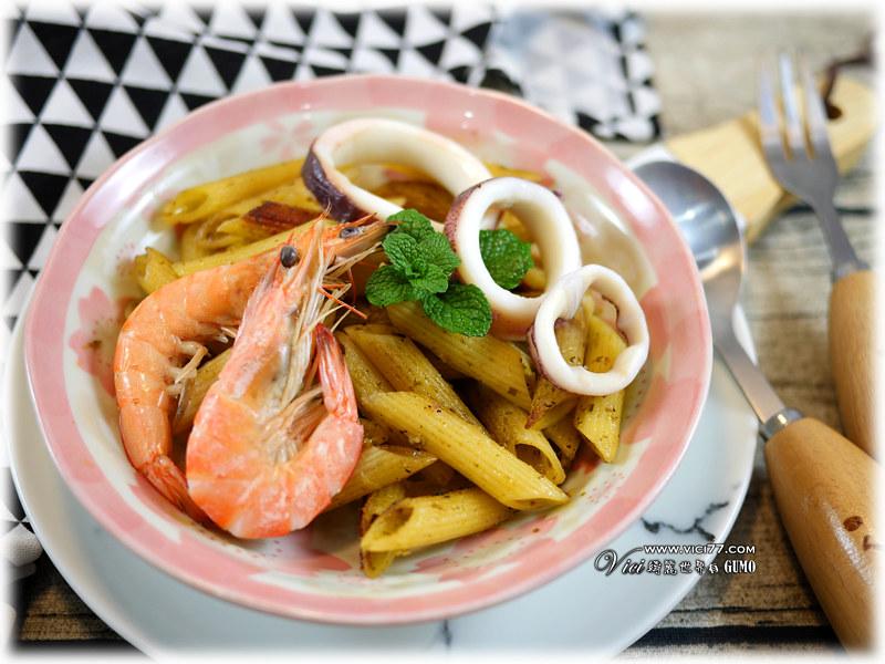 0222海鮮青醬麵033