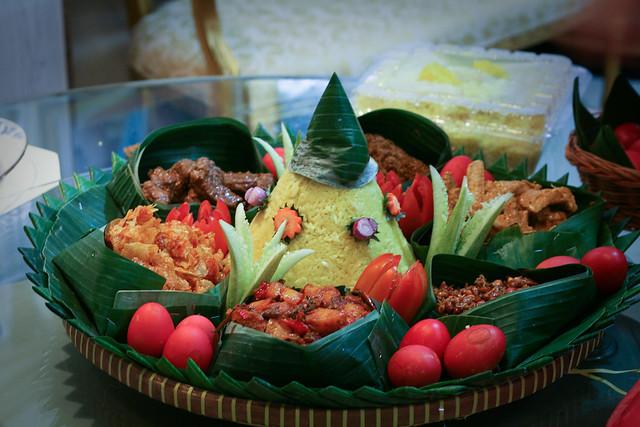 Tumpeng as Birthday Cake - Jakarta, Indonesia  Flickr - Photo Sharing ...