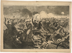 The War for the Union 1862 -- A cavalry charge
