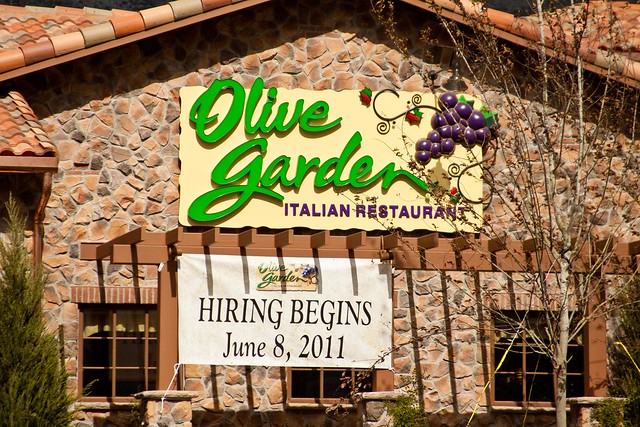Olive Garden Construction Flickr Photo Sharing