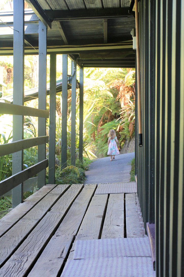 Karioi Lodge, Raglan, New Zealand