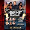 "This Wednesday March 12, 2014, DancehallCuties ( @Hermit_March12 , @DancehallCuties ) In Association With Feel Good Wednesdays ( @FeelGoodWednesdays ) Presents ""HERMIT BIRTHDAY BASH & DANCEHALLCUTIES 6TH ANNIVERSARY PARTY"" , Music By: Rodney Rodney ( @DJR by BestOFDancehall"