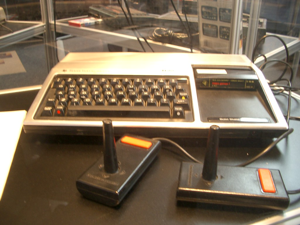 Texas Instruments TI99/4a (P4939)