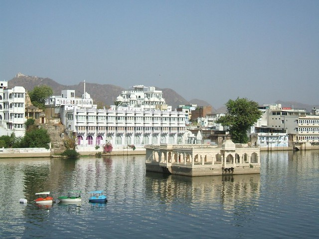 Udaipur by CC user cherylcooper on Flickr