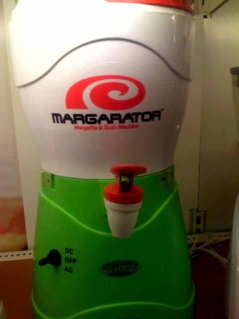 the margarator machine
