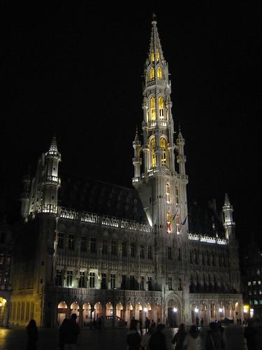 GRAND PLACE -BRUSELAS-