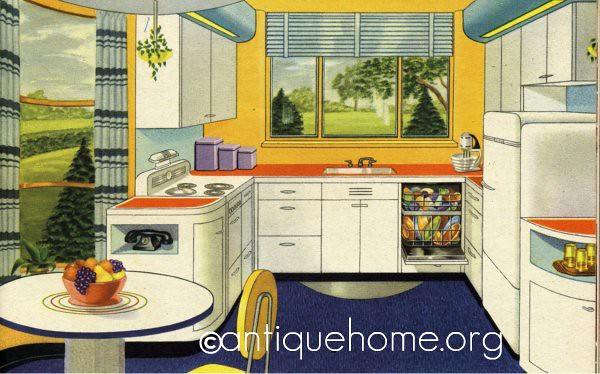 Hotpoint Kitchens - 1947