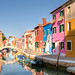 Colors of Burano 2 (Acrylic)