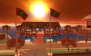 Maldives – 1st real embassy in a virtual world 31