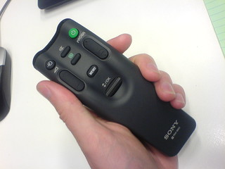 Phaser Stylee Telly Remote
