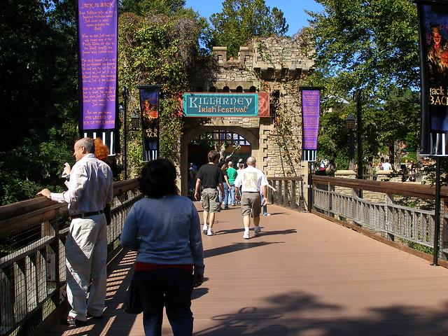 Bush Garden Busch Gardens Williamsburg Offers Something Fo Flickr Photo Sharing