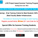 Live Project Training Program_course_With