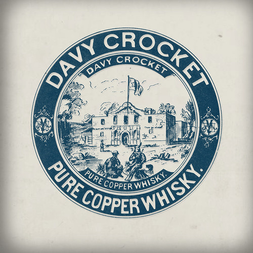Davy Crocket Whiskey by Howdy, I'm H. Michael Karshis